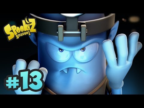 Spookiz 13 - No�n� mora