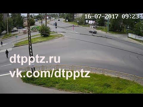 ДТП на Комсомольском. Пассажир погиб