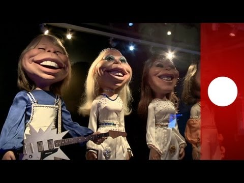 Abba fans get first look at new Stockholm museum