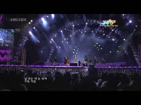 [HQ] Music Bank Chae Yeon Fool 090814