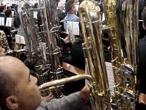 Sax Baixo CCB Curitiba - HINO 420   28/03/10