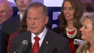 WOW: Judge Roy Moore Delivers EXPLOSIVE Speech at Support Event