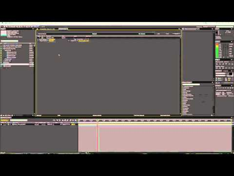 FAQ: How To Render A File With An Alpha Channel In After Effects