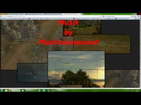 World of Tanks Install J1mb0's Crosshair Mod TuT [#002] Remake for 8.6 Description[Deutsch]