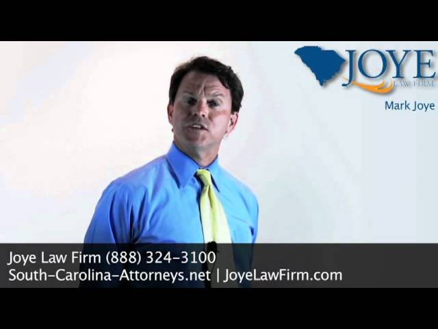 Mark Joye South Carolina Boat Accident Attorney