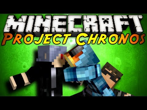 Minecraft: Project Chronos Part 4