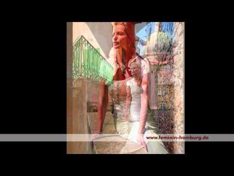 Beispiel: Imagefilm, Video: feminin Braut- und Abendmode Accessoires.