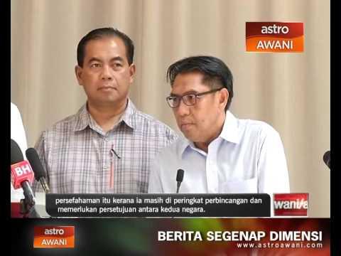 Malaysia-Australia bakal tandatangani MoU