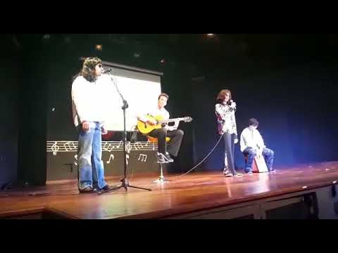 Sarau 2018 - Imitação The Beatles - Stand by me