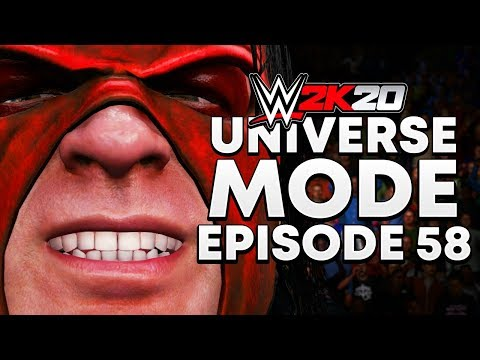 WWE 2K20 | Universe Mode - 'KING OF THE RING PPV!' (PART 3/4) | #58