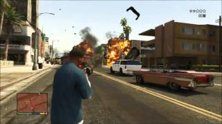 GTA 5 Cheats : All Weapon Cheat Code (XBOX 360 & PS3 GTA 5