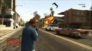 GTA 5 Cheats : All Weapon Cheat Code (XBOX 360 & PS3 GTA 5
