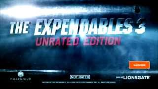 """EXPENDABLES 3-- Official New """"UNRATED EDITION"""" Trailer"""
