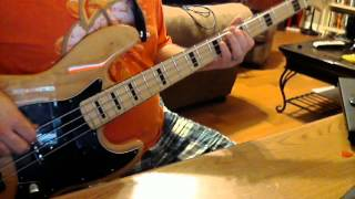 Show Me The Way Bass Cover