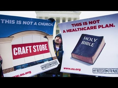 Hobby Lobby Stomps Womens Rights With Supreme Court's Help