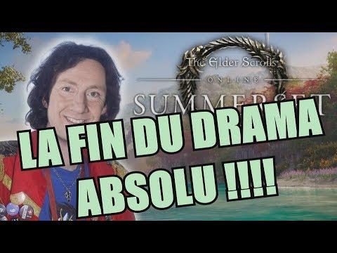 SECRETS D'HISTOIRE sur TESO : LENNON'S BIZARRE ADVENTURE !!! (Summerset) avec Krayn & Desastre