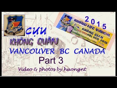 Dem Khong Gian Hoi Ngo 2015 Dang The Luan P 3 video by huong N Van BC Canada
