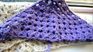 Crochet squares, triangles, circles, hexagons on Pinterest