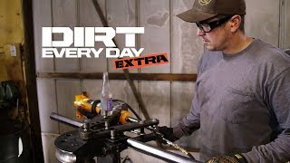 Bending Tube with Dirthead Dave - Dirt Every Day Extra. MotorTrend.