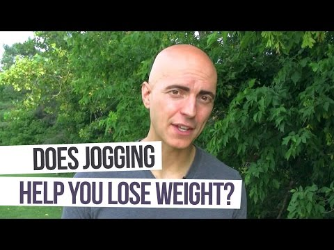 Does Jogging Help You Lose Weight?