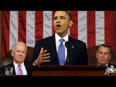 Inside Obama's State of the Union speech