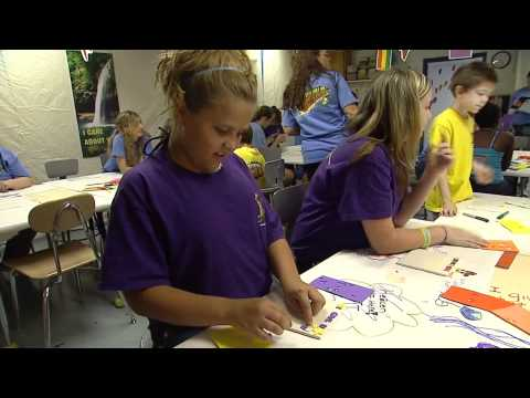 Adventures on Promise Island VBS 2012 Overview -xc8yW78caj4