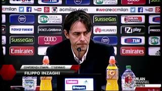 Inzaghi: ''Siamo sulla strada giusta'' | AC Milan Official