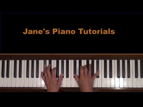 Victor's Piano Solo (Extended) Piano Tutorial SLOW