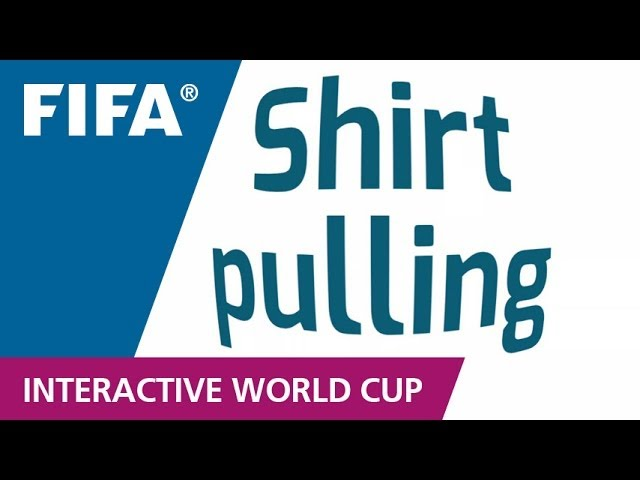 FIFA 14 Tutorial: Shirt pulling