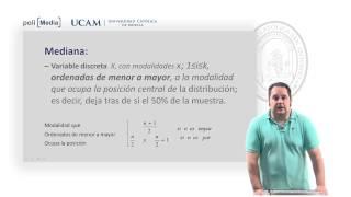 Tecnicas de Investigación en Criminología - Medidas de Posición Central - Antonio Llanes