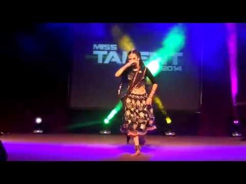 Miss Talent WHF 2014 winning performance