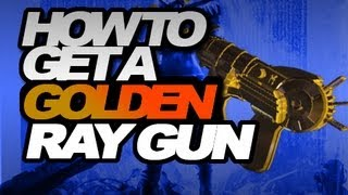 BLACK OPS 2: HOW TO GET A GOLDEN RAYGUN (HIDDEN WONDER
