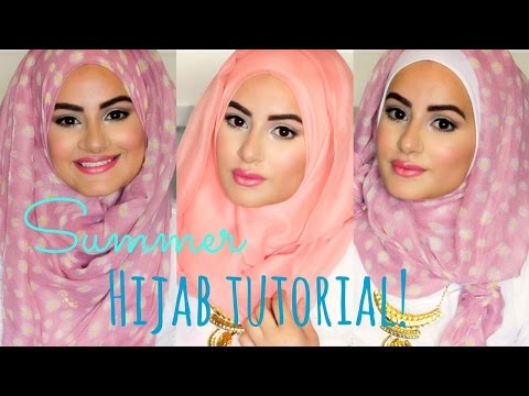 Summer Hijab Tutorial!