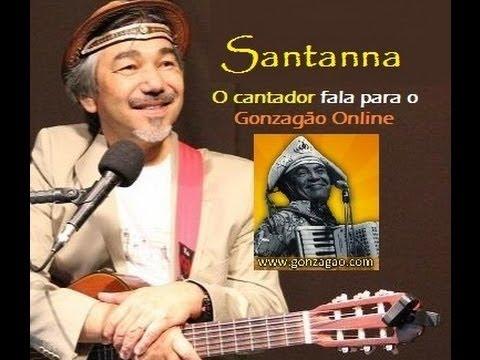 Santanna, o Cantador no Gonzagão Online (29/01/14)