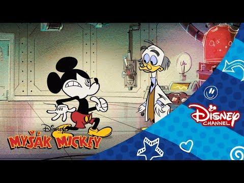 Mickey Mouse  - Napraviť Donalda