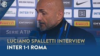"""INTER 1-1 ROMA 