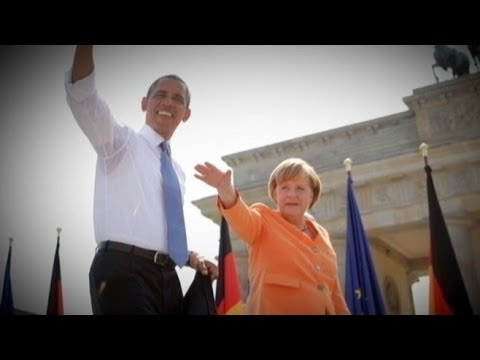Jay Carney on Spying Accusations: 'US Is Not Monitoring' Chancellor Merkel