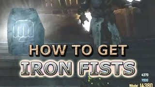 Iron Fists 1 Hit Kill Until ROUND 37 Origins Black Ops