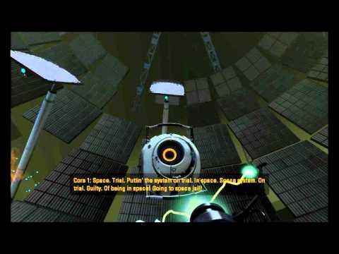 "Portal 2 - Personality Core 01 ""Space Core"""