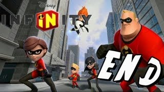 Disney Infinity Wii U Walkthrough Part 16 The
