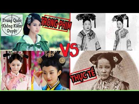 Nhân Vật Cổ Trang Trung Quốc: Phim và Thực Tế! | Đằng Sau Vạn Lý Trường Thành