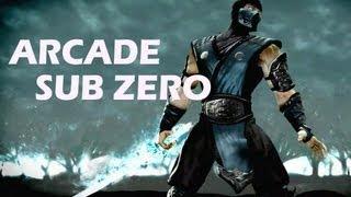 Mortal Kombat 9 Loquendo-sub Zero Partiendo Huevos