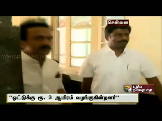 Stalin accuses AIADMK of distributing cash to voters, questions neutrality of Election Commission