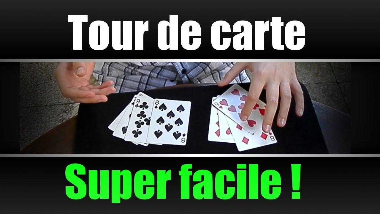 Tour de magie | Retrouvez une carte perdu dans un paquet ...