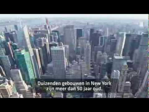 Sika - Empire State Building - De transformatie naar het groenste gebouw van New York