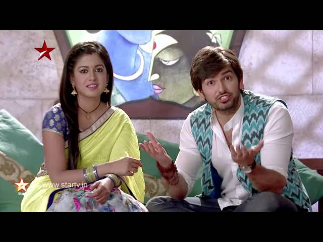 STAR Plus : Poonam and Aakash will meet you six days a week!