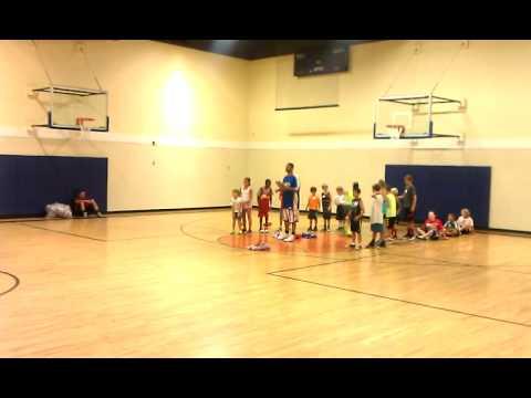 Harlem Globe Trotter Camp San Diego 10