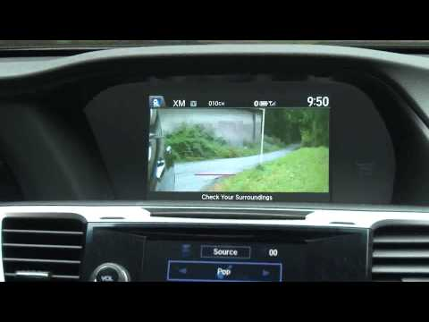 2013 Honda Accord Sedan   Drive Time Review with Steve Hammes