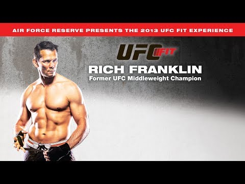 Rich Franklin Interview: UFC Fit Experience Fort Carson
