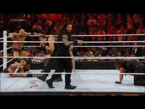 Hình ảnh trong video WWE Royal Rumble 2014 Possibly Entries